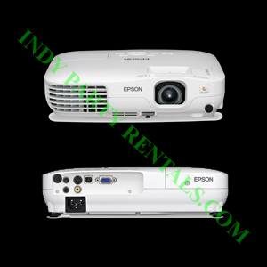 Rent Epson EX3200 LCD Projector